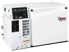 Onan has a long history when it comes to generator sets
